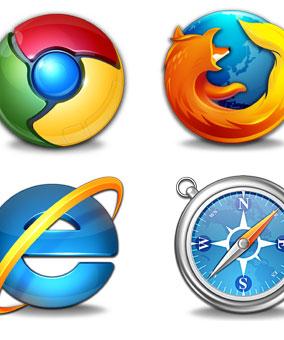 LnwShop กับการรองรับ Browser