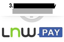 Pay with LnwPay สัญลักษณ์แห่งความน่าเชื่อถือสูงสุด