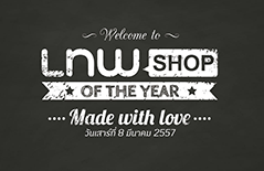 LnwShop of the Year 2013: Made with Love