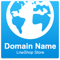 Domain name LnwShop Store