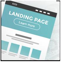Landing Page LnwShop Store
