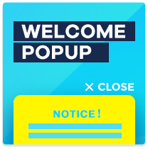 Welcome Popup