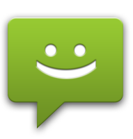 android message app lnwshop sms